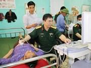 越南重视开展边境地区优抚工作