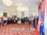 越南与美国国会加强合作关系