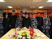 2018年第一次越中海警北部湾共同渔区联合检查圆满落幕