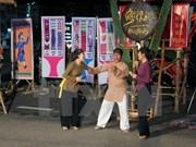 越南发牌唱曲艺术人类非物质文化遗产代表作证书迎接仪式将于5月在平定省举行