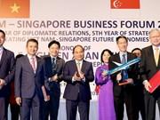 越南与新加坡成立飞机保养、维修联营体