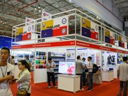 2018年国际汽车零配件及售后服务展览会在胡志明市西贡会展中心举行