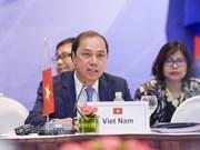 东盟高官会在新加坡举行 为第32届东盟峰会做准备