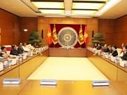 斯里兰卡议会议长卡鲁•贾亚苏里亚圆满结束对越南进行的正式访问