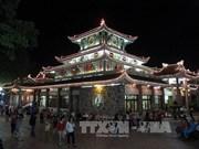 安江省着力发展宗教文化旅游