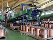 胡志明市工业生产指数增长缓慢