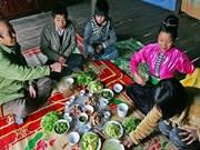 西北地区泰族酒席上的信仰文化