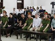 何文深贪污案二审作出判决:维持对何文深与阮春山的一审判决