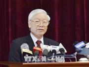 越共十二届七中全会:集中审议并决定3项重要提案