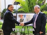 意大利西西里自治区巴勒莫市愿与越南配合办好越南日活动