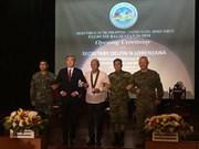 """菲律宾与美国举行2018年""""肩并肩""""联合军事演习"""