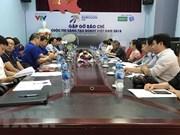 32支战队参加2018年越南机器人大赛决赛第一轮比赛