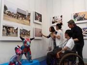 瑞士摄影师镜头中的越南日常生活