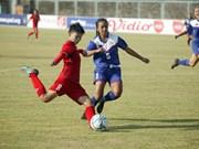 2018年东南亚U16女足锦标赛:越南队大胜