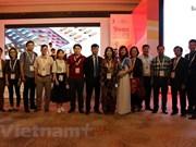 越南参加2018年印度国际医药保健博览会