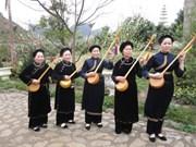 越南全国天曲天琴联欢准备就绪