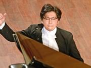越南钢琴家刘鸿光荣获国际钢琴大赛二等奖