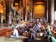 越南一向高度关注并为各宗教信仰创造一切便利条件