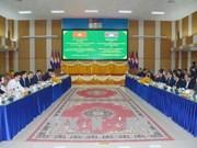 越柬加强边境贸易合作