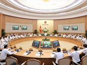 越南政府发表2018年4月例行会议决议