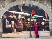 冯兴壁画街——唤醒一段有关河内的难忘回忆