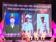 越南人民公安先进模范表彰大会在河内举行