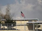 越南外交部没有派代表出席美国驻耶路撒冷大使馆开馆仪式