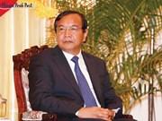 柬埔寨外交国际合作部大臣布拉索昆将赴河内出席越柬混合委员会第16次会议