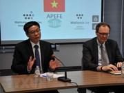 越南与比利时瓦隆-布鲁塞尔大区联盟加强合作