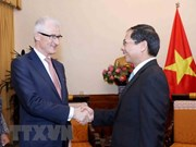 比利时法兰德斯大区始终将越南视为优先合作伙伴