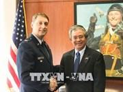 越南与美国空军学院加强防务合作关系