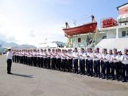 越南人民海军圆满完成2018年科摩多多国海军联演