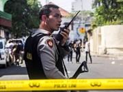 印度尼西亚警方逮捕三名袭击案嫌疑人
