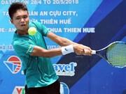 2018年越南男网F3未来赛:郑灵江止步1/4决赛