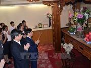 纪念胡志明主席诞辰128周年活动在新加坡、日本和俄罗斯举行