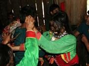 莱州莽族的独特婚俗