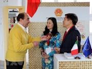 意大利企业非常关注越南咖啡