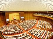 越南第十四届国会五次会议: 国会代表和全国选民对本次会议给予厚望