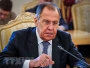 越南向俄罗斯联邦外交部长致贺电