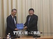 胡志明市希望日本加大对该市工业、农业和旅游业的投资