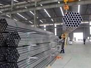 美国或将免征对越南钢材的制裁关税