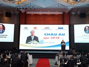 阮春福总理:国际伙伴的有效配合成为越南经济活跃发展的重要推手