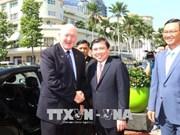 澳大利亚重视推动与胡志明市的合作关系发展