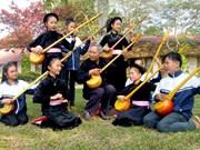 越南艺术家呼吁出台有效措施保护并弘扬天琴弹唱艺术