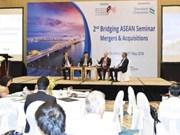 渣打银行承诺协助越南促进并购活动发展