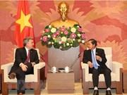 越美两国配合消除贸易投资壁垒