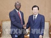 越南与世行加强交通基础设施合作