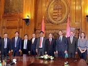 越南与匈牙利发展多方面合作关系