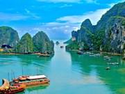把越南广宁省建成国际旅游中心