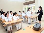 德国在越开展的执业护士培训项目(试行)取得成功